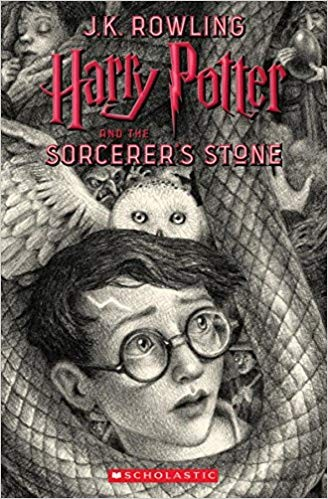 Image for HARRY POTTER 1 SORCERER'S STONE (20TH ANNIV)