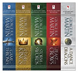 Image for SONG OF ICE AND FIRE SET